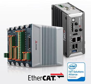 Soluciones EtherCAT de Adlink en QNV para control industrial mediante m2m